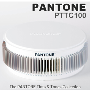 PANTONE Tints & Tones Collection  PTTC100 色調系列 / 組