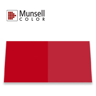 "孟塞爾 USDA 凍櫻桃色彩標準 (USDA Frozen Cherries Color Standard 3""x5"" Panel)【接受預購商品】"